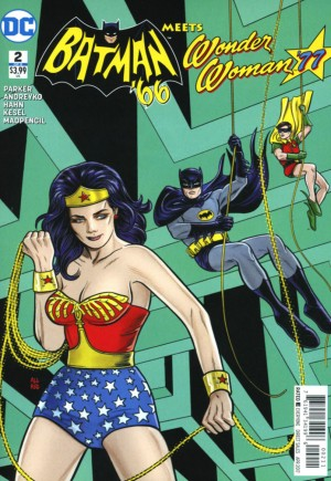 Batman '66 Meets Wonder Woman '77#2