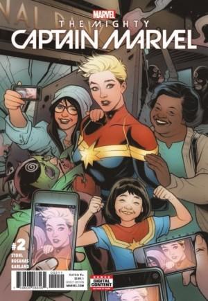Mighty Captain Marvel#2A