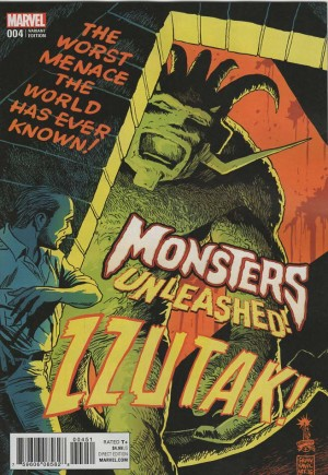 Monsters Unleashed (2017) #4E