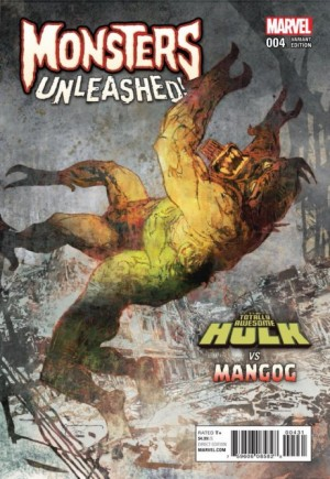 Monsters Unleashed (2017)#4D