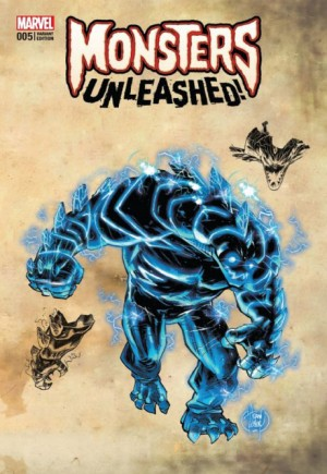 Monsters Unleashed (2017)#5F