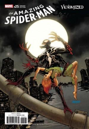 Amazing Spider-Man (2015-2017)#25F