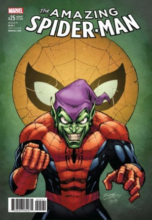 Amazing Spider-Man (2015-2017)#25D