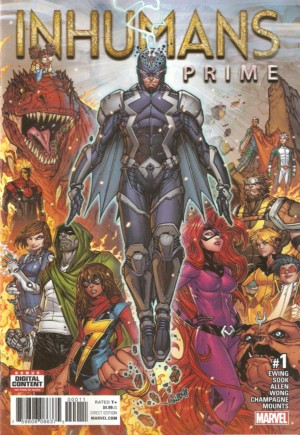 Inhumans Prime#1A