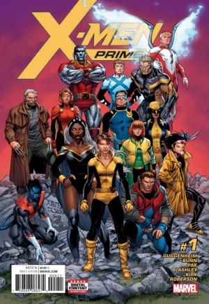 X-Men Prime (2017)#1A