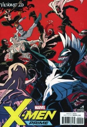 X-Men Prime (2017)#1E