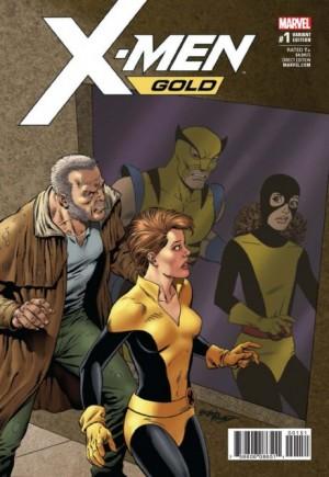 X-Men: Gold (2017-2018)#1E