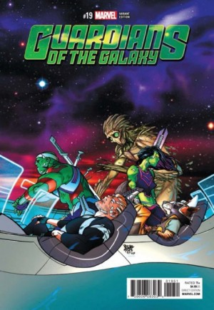 Guardians of the Galaxy (2015-2017)#19E