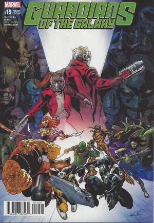 Guardians of the Galaxy (2015-2017)#19C