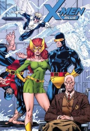 X-Men: Blue (2017-Present)#1C