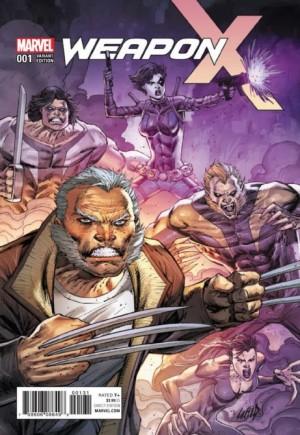 Weapon X (2017-Present)#1C