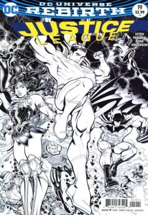 Justice League (2016-2018)#19B