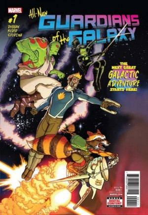 All New Guardians Of The Galaxy (2017)#1A
