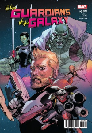 All New Guardians Of The Galaxy (2017)#1D
