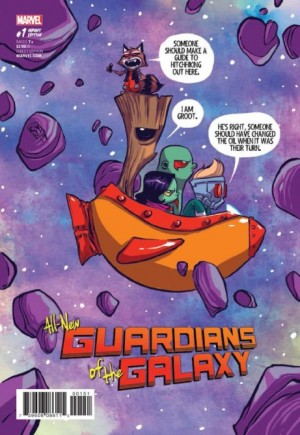 All New Guardians Of The Galaxy (2017)#1E