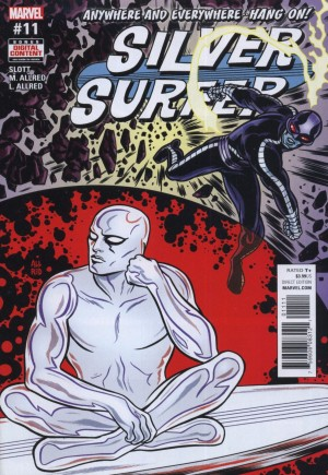 Silver Surfer (2016-Present)#11