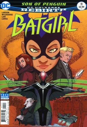 Batgirl (2016-2020)#11A
