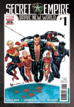 Secret Empire: Brave New World#1A