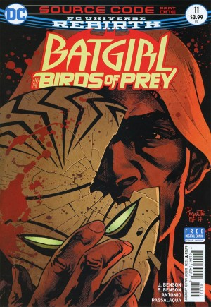 Batgirl and the Birds of Prey (2016-2018)#11A