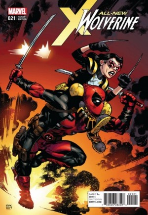 All-New Wolverine (2016-2018)#21B