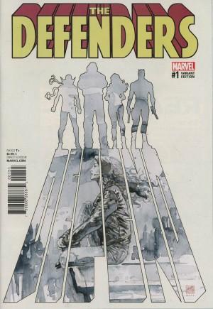 Defenders (2017-Present)#1E