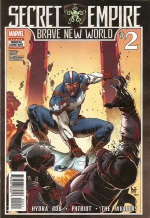 Secret Empire: Brave New World#2