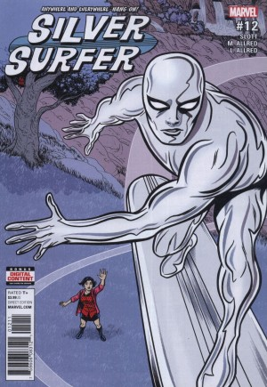 Silver Surfer (2016-Present)#12
