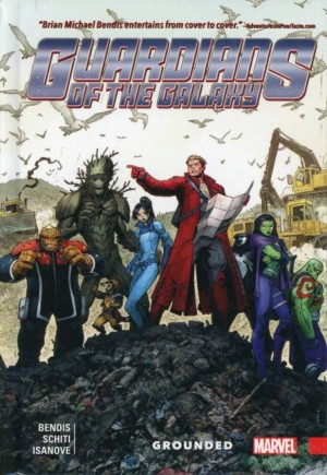 Guardians of the Galaxy (2015-2017) #HC Vol 4