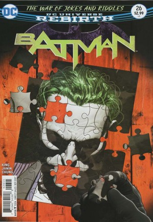 Batman (2016-Present)#26A