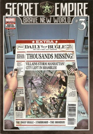 Secret Empire: Brave New World#3