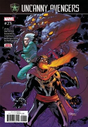 Uncanny Avengers (2015-Present)#25A