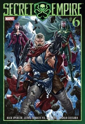 Secret Empire (2017-Present)#6A
