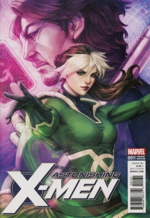 Astonishing X-Men (2017-Present)#1C
