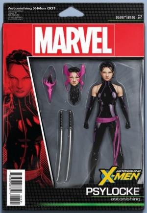 Astonishing X-Men (2017-Present)#1B