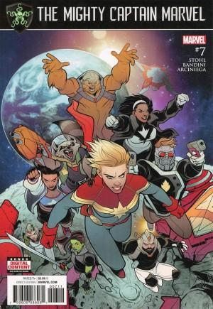 Mighty Captain Marvel#7