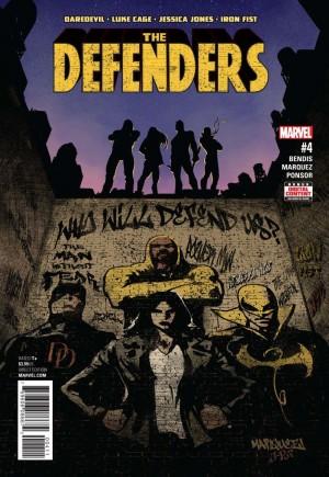 Defenders (2017-Present)#4A