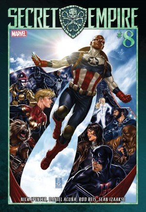 Secret Empire (2017-Present)#8A