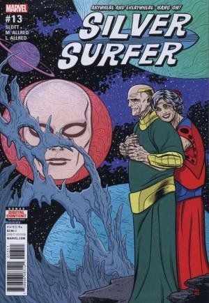 Silver Surfer (2016-Present)#13