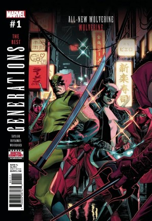 Generations Wolverine & All-New Wolverine#1A