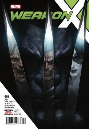 Weapon X (2017-Present)#7A