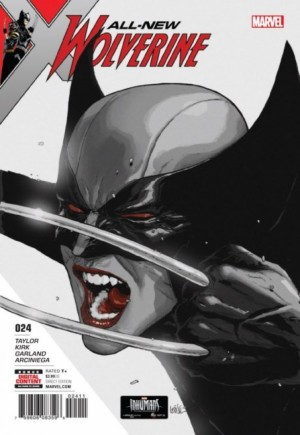 All-New Wolverine (2016-2018)#24A