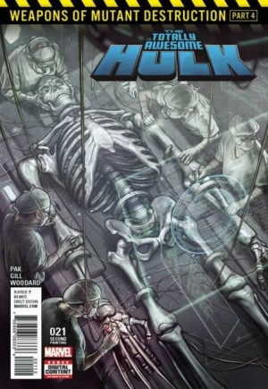 Totally Awesome Hulk#21B