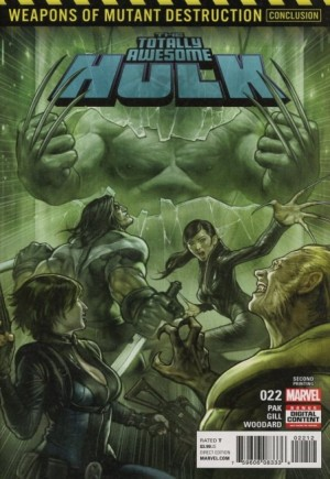 Totally Awesome Hulk#22B