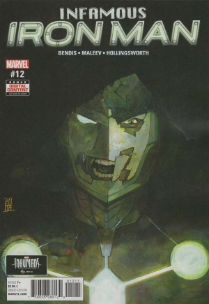 Infamous Iron Man (2016-Present)#12A
