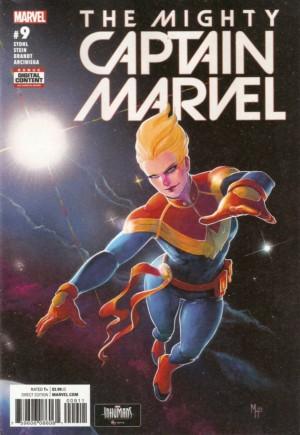 Mighty Captain Marvel#9