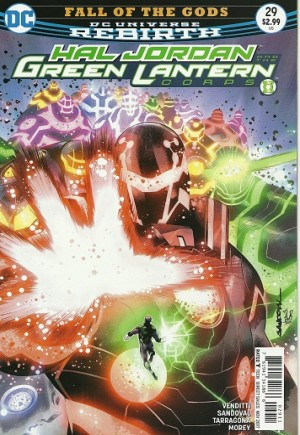 Hal Jordan And The Green Lantern Corps (2016-Present)#29A