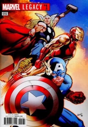 Marvel Legacy (2017)#1D