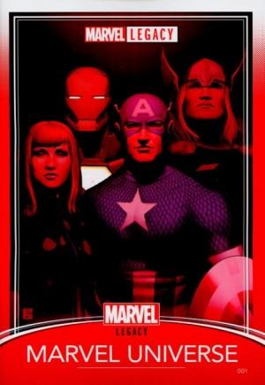 Marvel Legacy (2017)#1E
