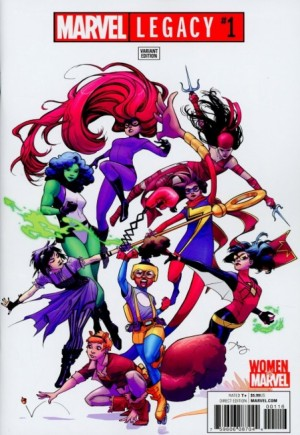 Marvel Legacy (2017)#1I