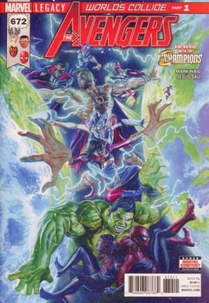 Avengers (2017-2018)#672A